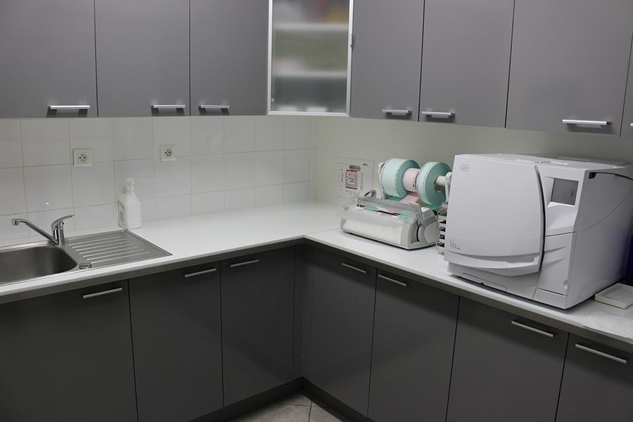 Salle de st rilisation drs fernandez et henner dentiste n mes - Cabinet de radiologie nimes ...